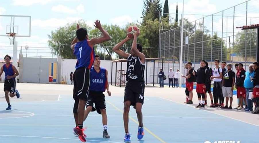 Logos va por el título de la League Puebla Sport de baloncesto