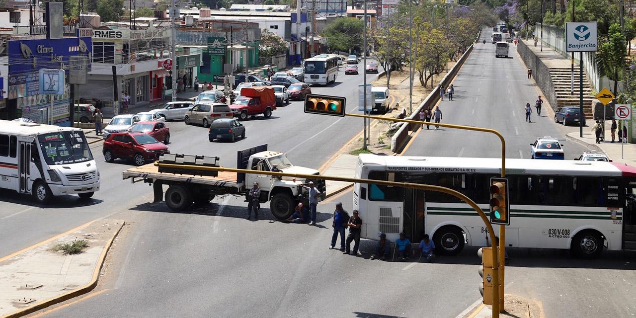 Radicaliza Codep protestas en Oaxaca | El Imparcial de Oaxaca