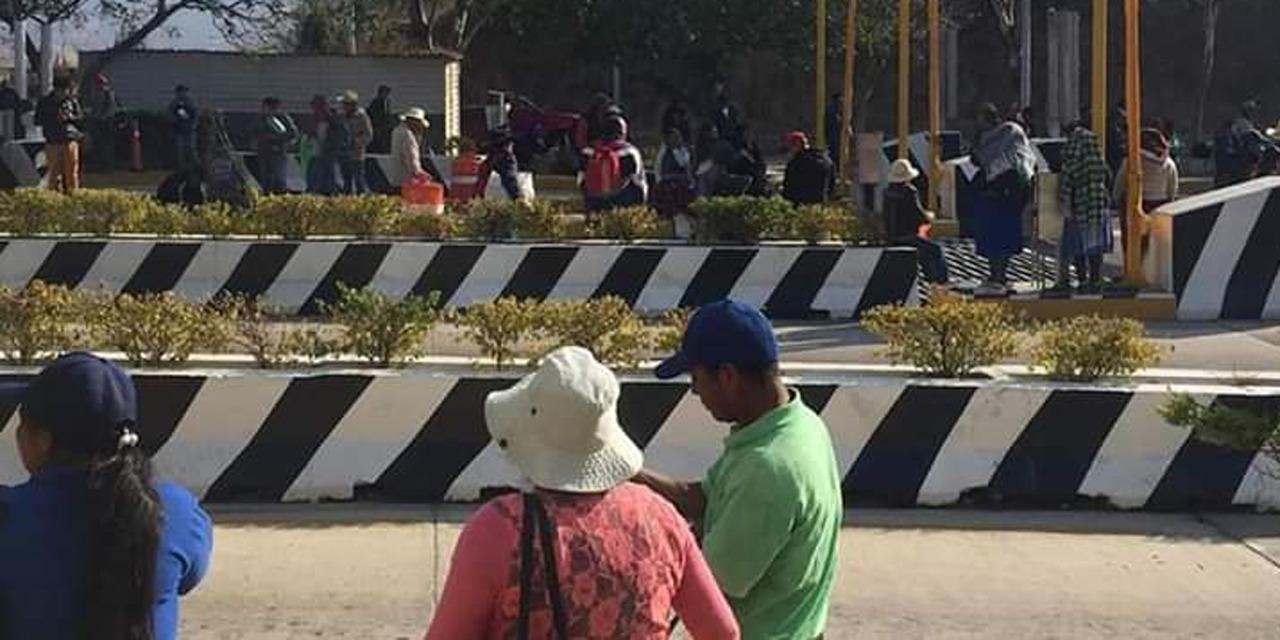 Codep condena desvío de recursos a través de paramilitares | El Imparcial de Oaxaca