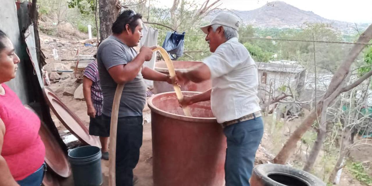 Escasez de agua para 50 mil familias del Istmo en plena contingencia | El Imparcial de Oaxaca