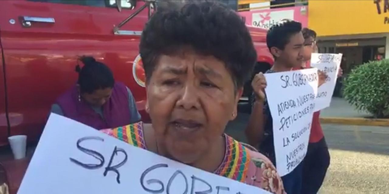 Pese a contingencia, no cesan protestas en Oaxaca   El Imparcial de Oaxaca
