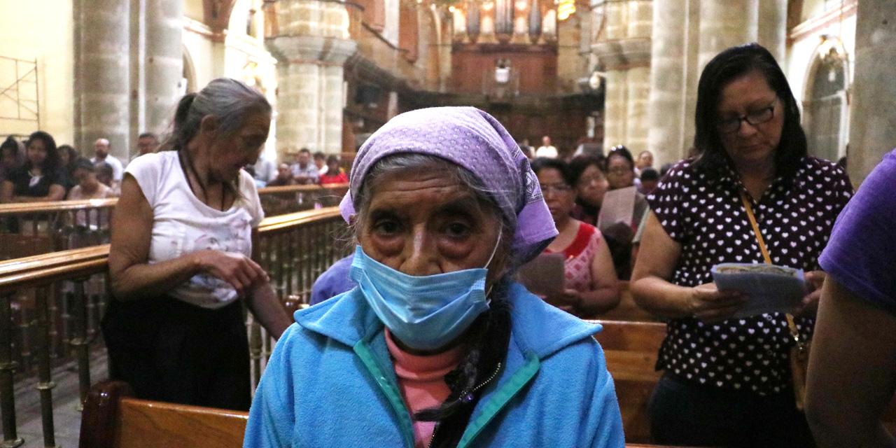 En Oaxaca, suspenderá la Iglesia actividades masivas | El Imparcial de Oaxaca