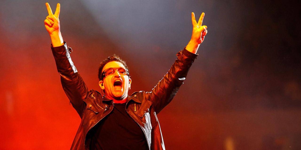 Video: Bono de U2 compone canción inspirada en coronavirus | El Imparcial de Oaxaca