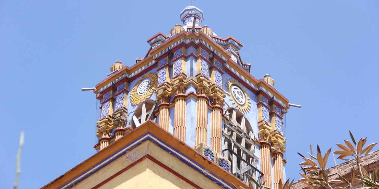 En Oaxaca, la reconstrucción de templos concluiría en el año 2021