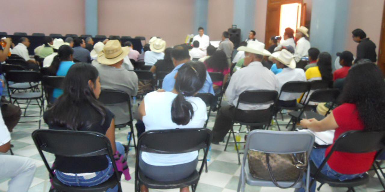 El RFE-INE llega a Huautla este 24, 25 y 26 de marzo | El Imparcial de Oaxaca