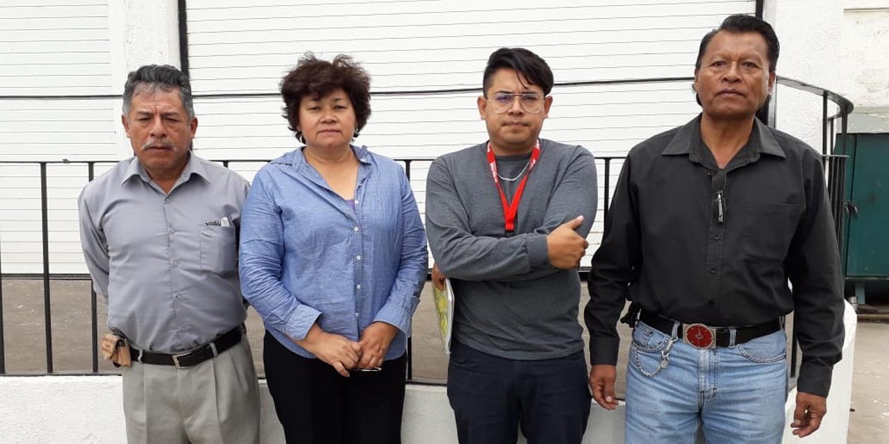 Acusan a ayuntamiento de violar derechos de agencias | El Imparcial de Oaxaca