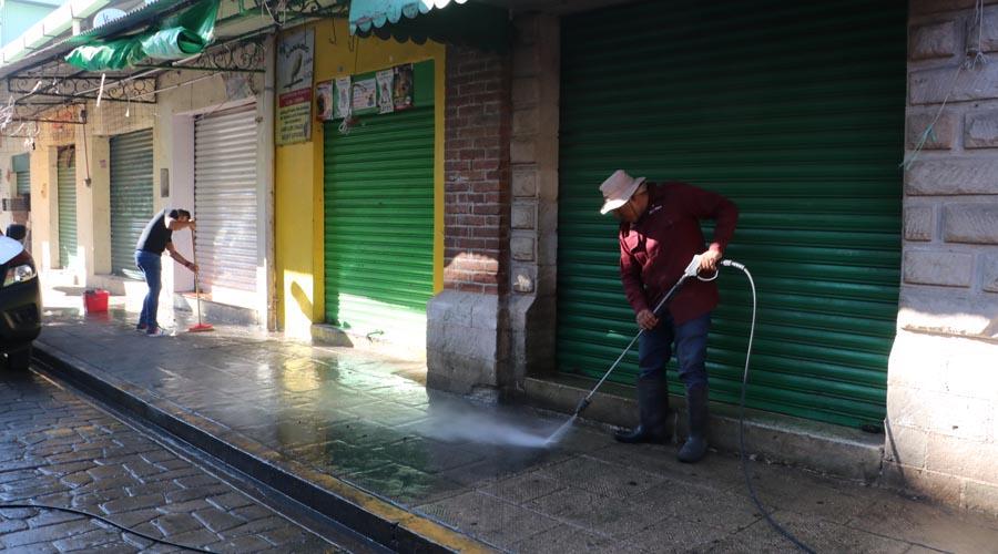 Limpian mercados públicos de la capital de Oaxaca | El Imparcial de Oaxaca