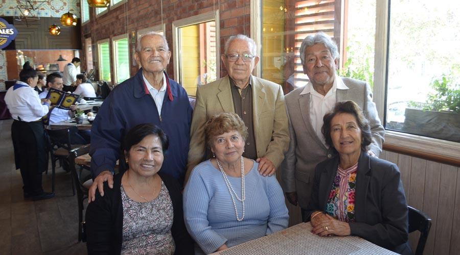 Entrañable amistad | El Imparcial de Oaxaca