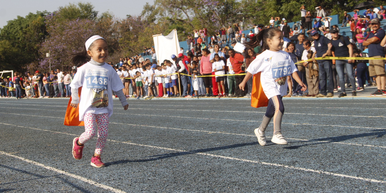 Cancelan Mega Carrera Infantil por Covid-19 | El Imparcial de Oaxaca