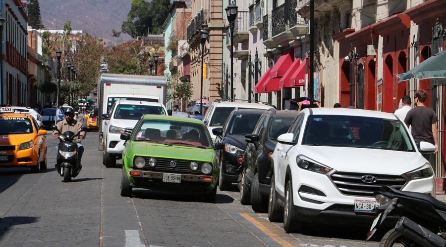Automovilistas de Oaxaca, prefieren dar mordidas antes que ser multados