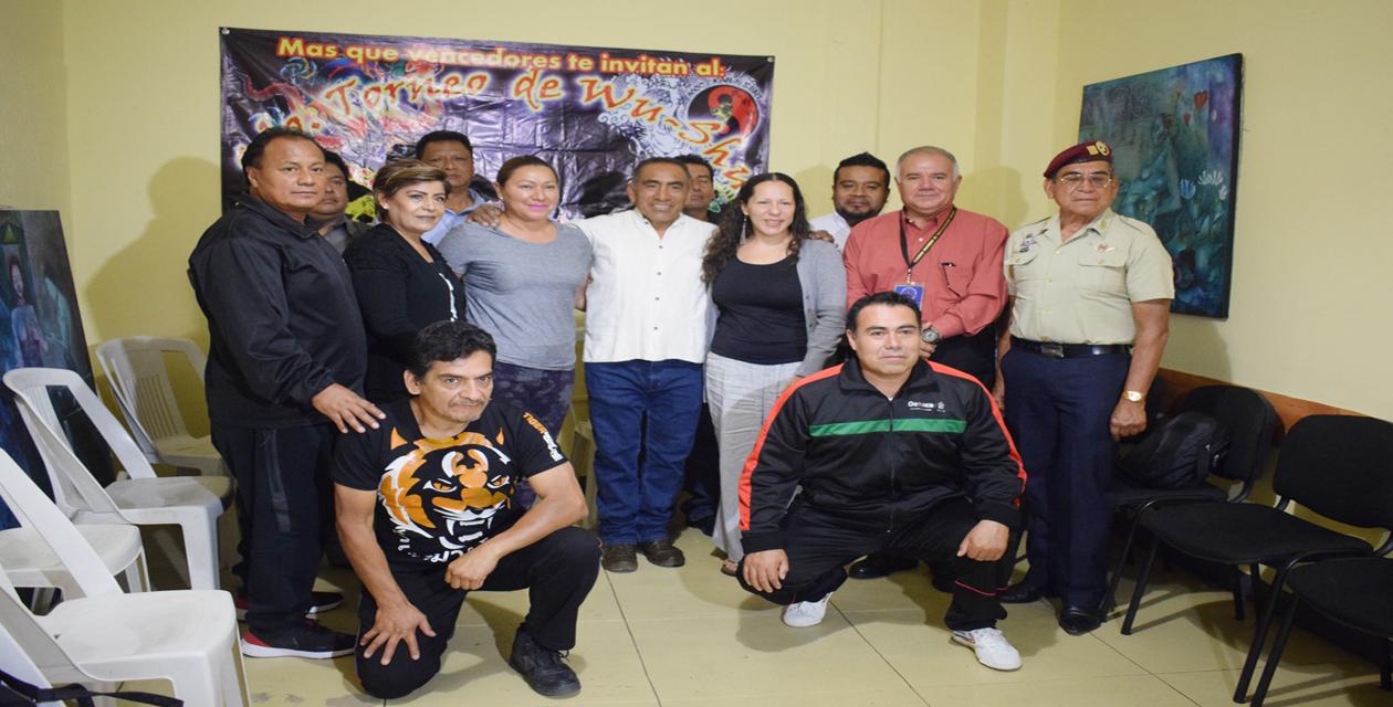 A combatir, se prepara segundo Torneo Abierto de Artes Marciales | El Imparcial de Oaxaca