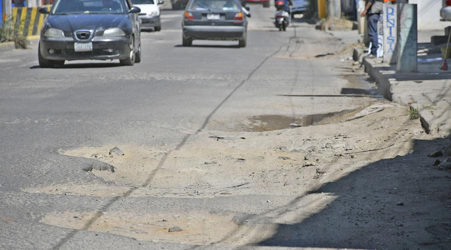 Licitan pavimentación de Orquídeas | El Imparcial de Oaxaca
