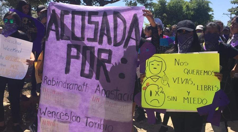 Cero tolerancia a casos de acoso en la Mixteca de Oaxaca