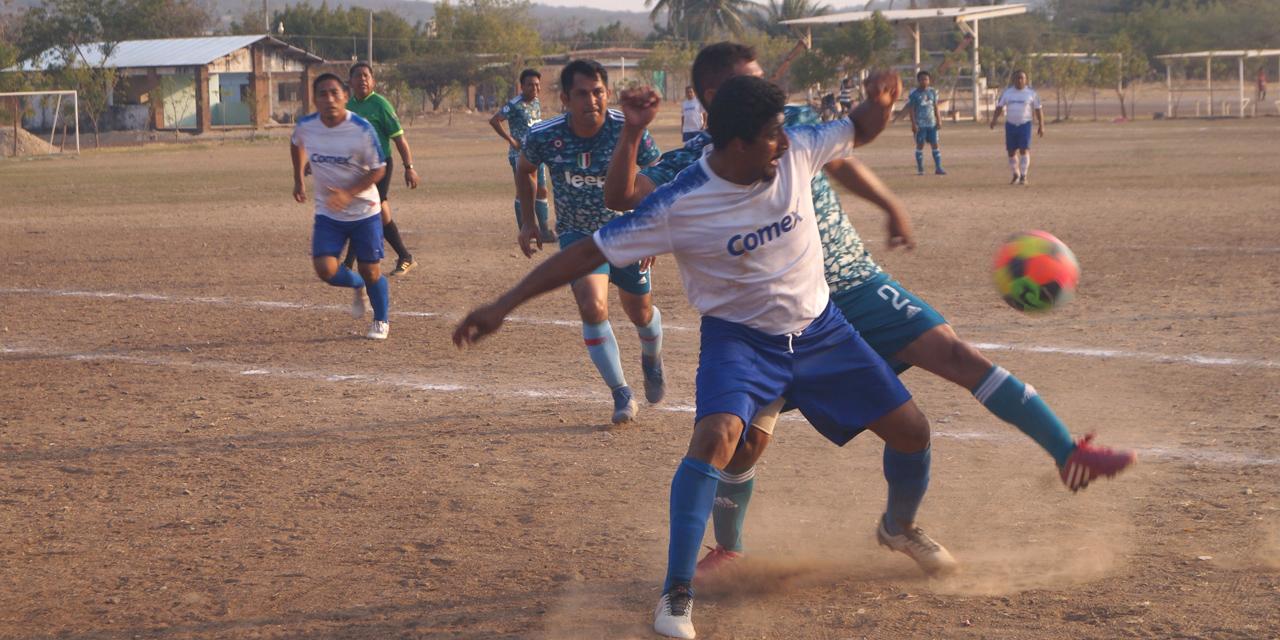 Comex se consagra como líder del Torneo de Veteranos | El Imparcial de Oaxaca
