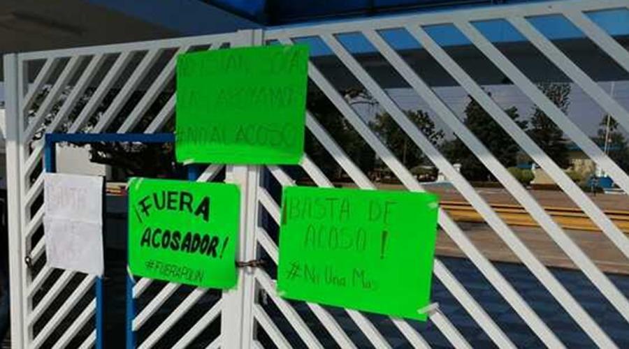 Denuncian acoso sexual en Tecnológico de Tuxtepec, Oaxaca | El Imparcial de Oaxaca
