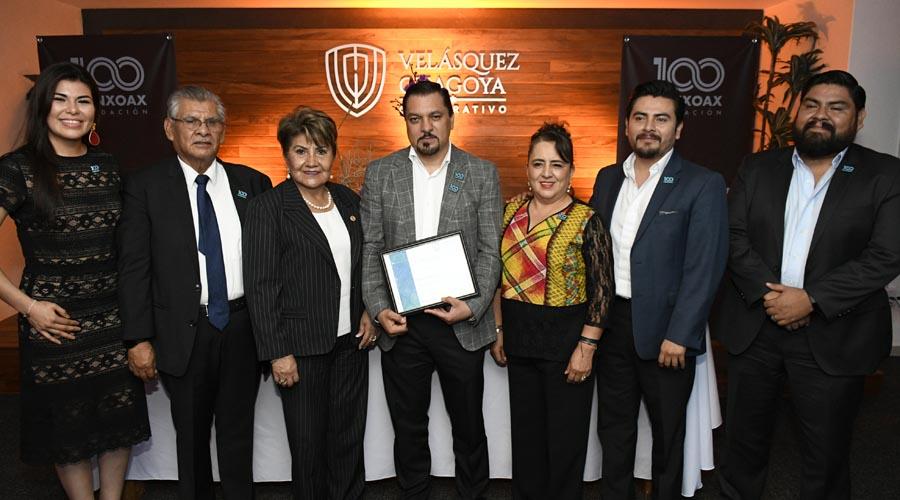 El Corporativo Velásquez Chagoya recibió a cerca a jóvenes y empresarios que compartieron sus historias de éxito