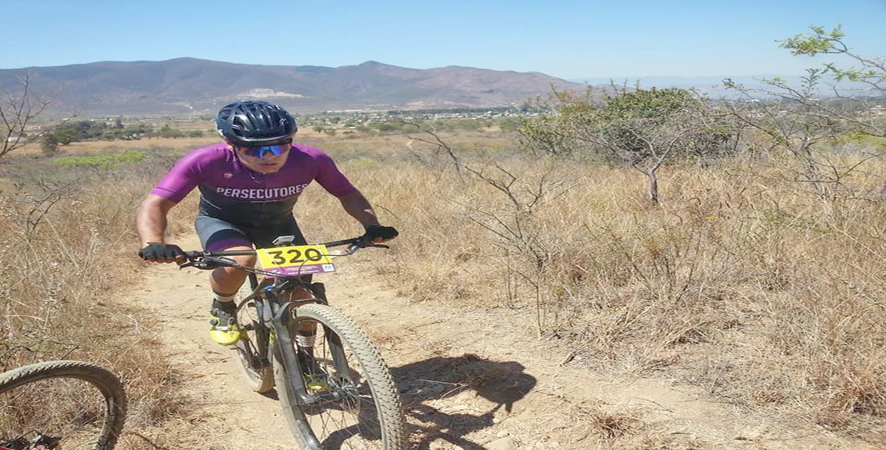 Repite Pedro Daniel como ganador de Ciclismo de Montaña | El Imparcial de Oaxaca