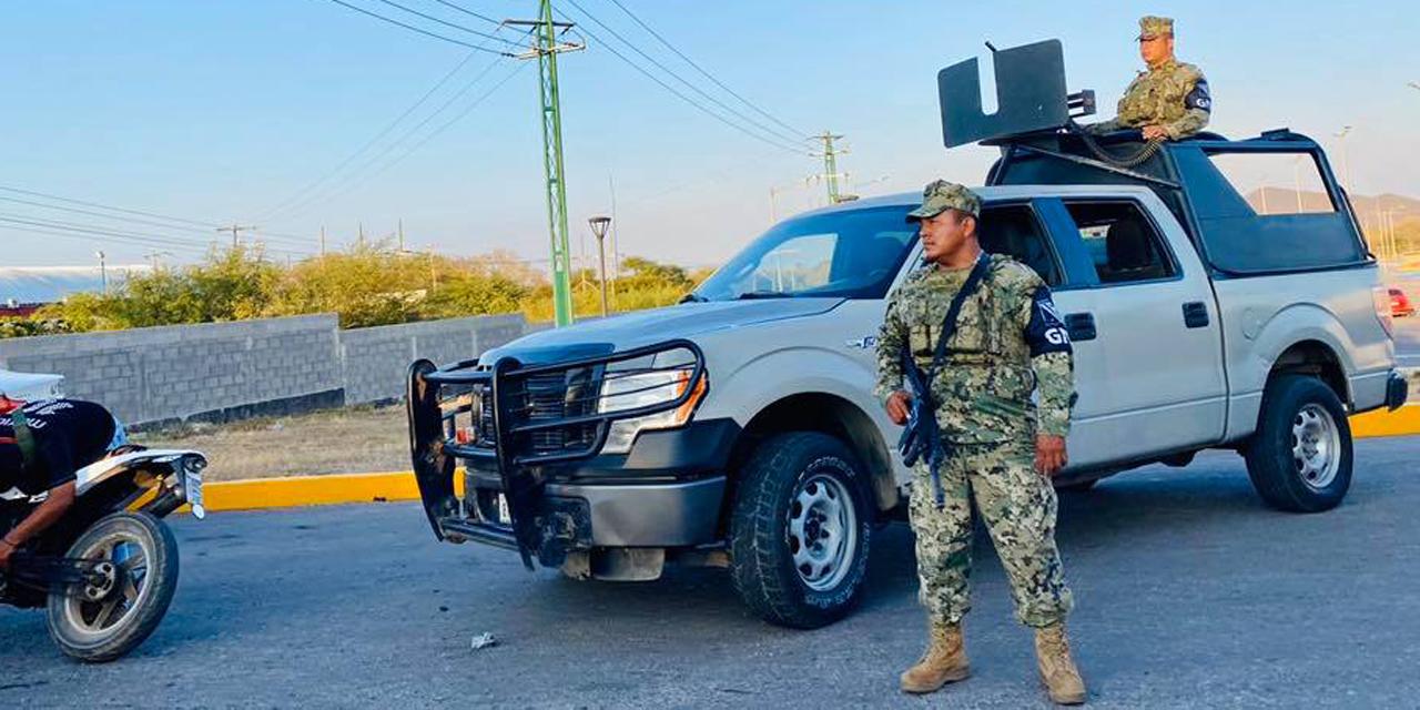 Refuerzan seguridad para evitar saqueos a tiendas comerciales de Salina Cruz | El Imparcial de Oaxaca