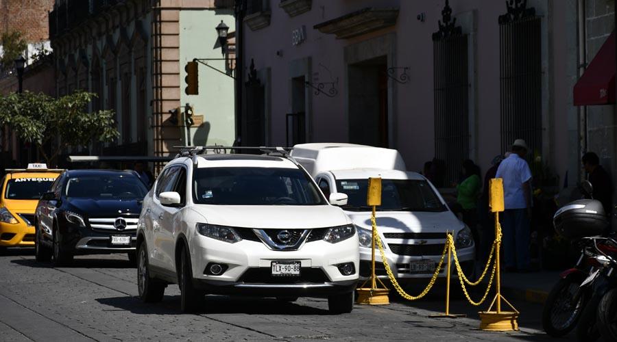 Doble fila: furia y tortura en la calles de Oaxaca