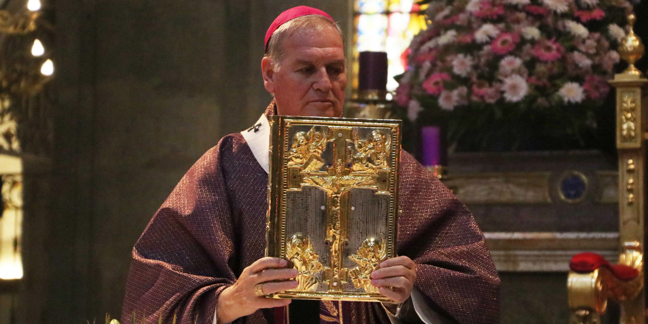 Seguirá Iglesia Católica  con sus celebraciones   El Imparcial de Oaxaca
