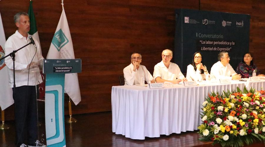 Todos los municipios deben cumplir con transparencia: INAI | El Imparcial de Oaxaca