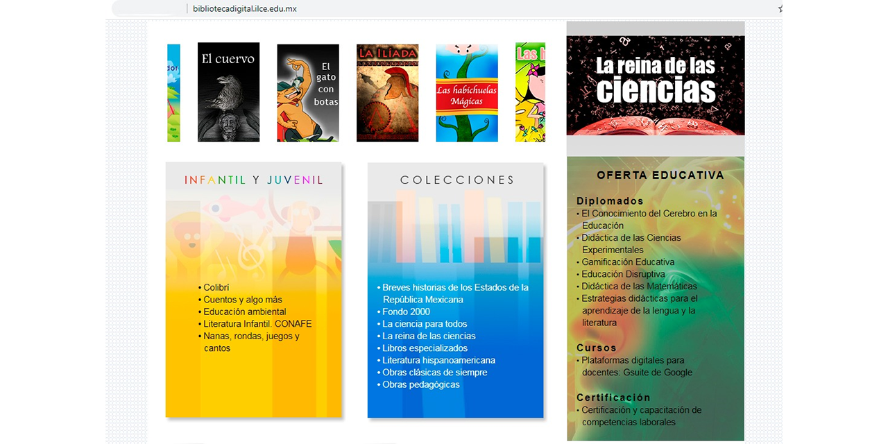 Reúnen en plataforma digital recursos sobre cultura y educación | El Imparcial de Oaxaca