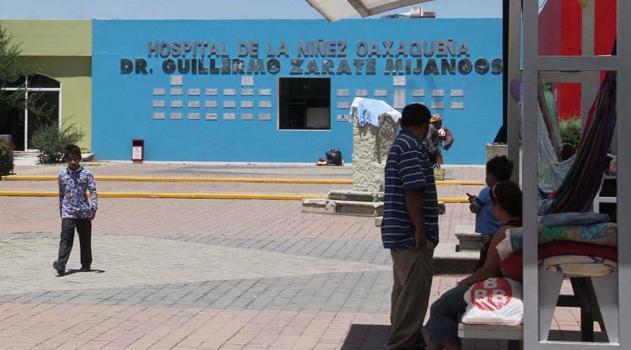 En Oaxaca, renuncia director del Hospital de la Niñez | El Imparcial de Oaxaca