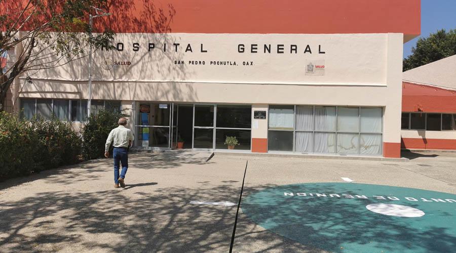 Se reporta sin medicamentos el Hospital Regional de Pochutla | El Imparcial de Oaxaca
