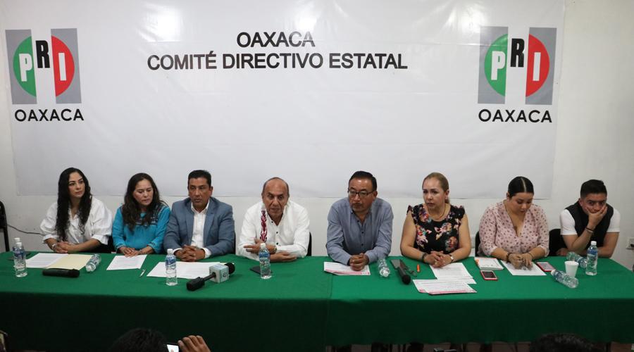 Busca PRI en Oaxaca que delitos sexuales no prescriban | El Imparcial de Oaxaca