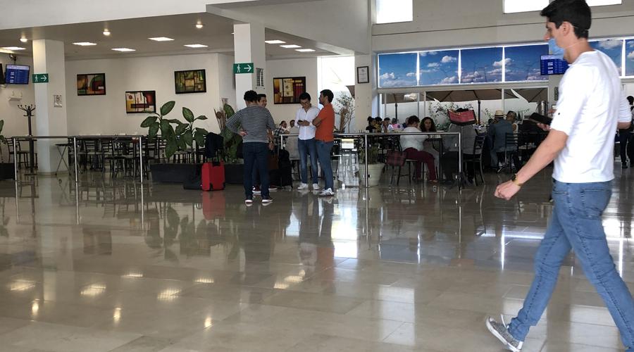 Escasean cubrebocas y gel en Oaxaca, ante cercana llegada del Covid-19