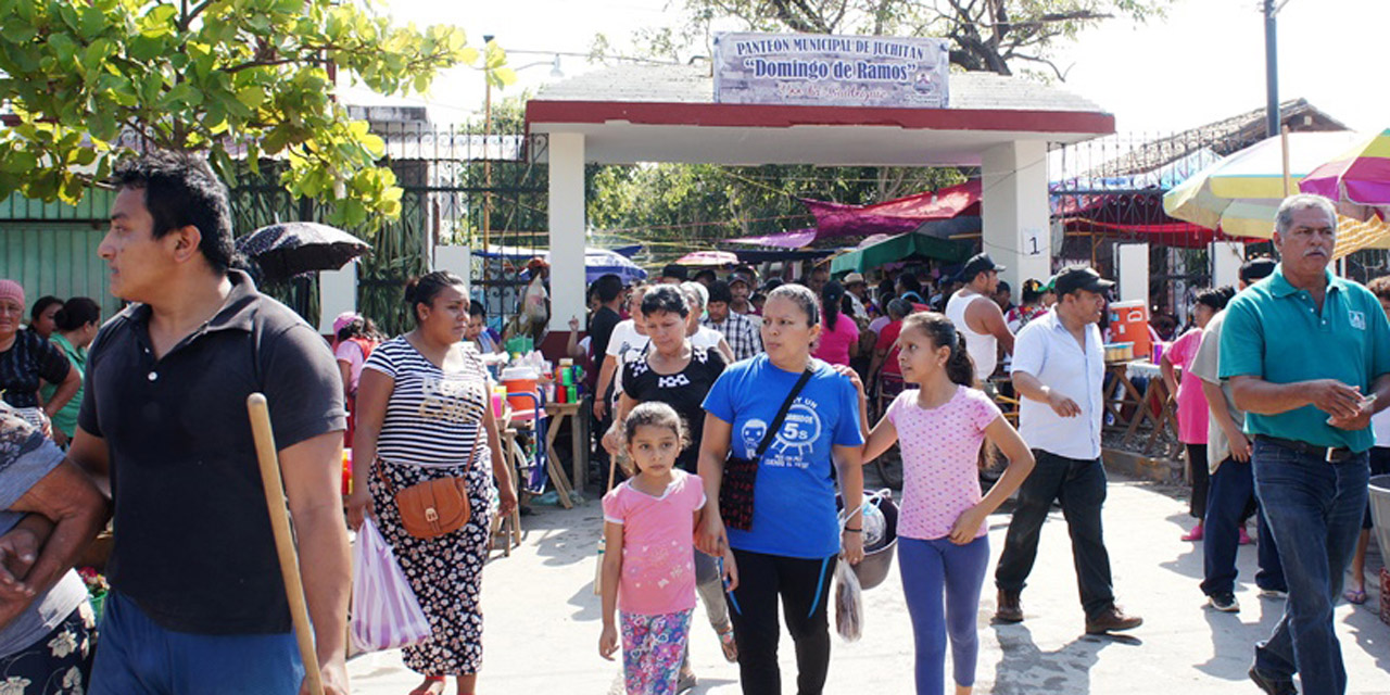 Suspenden actividades de Semana Santa en Juchitán