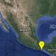 Durante la marcha del 8M en Oaxaca, se reportó un fuerte sismo en Salina Cruz