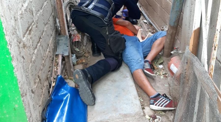 Ebrio cae del piso de su casa y sobrevive | El Imparcial de Oaxaca