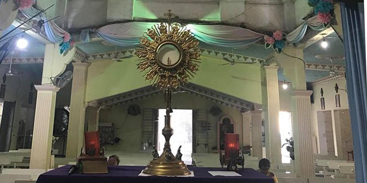 Suspenden misas en las iglesias del Istmo | El Imparcial de Oaxaca