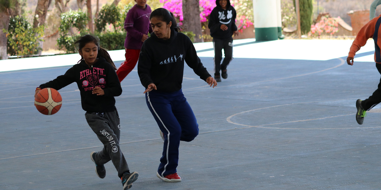 Academia de basquetbol AIM suspende actividades por Covid-19 | El Imparcial de Oaxaca
