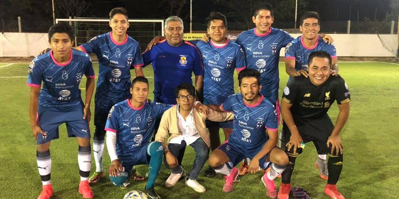 Deportivo Oaxaca es campeón del torneo de la Liga Modelo   El Imparcial de Oaxaca