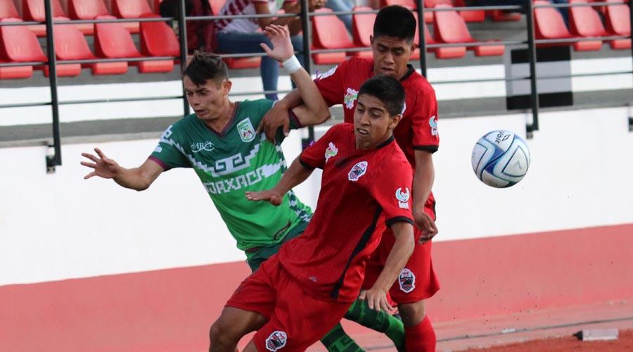 Avanza Chapulineros, derrota al Deportivo Dongu en casa | El Imparcial de Oaxaca