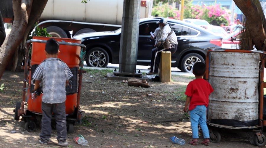 En Oaxaca, usan a niños para mendicidad | El Imparcial de Oaxaca