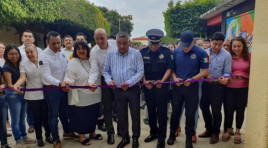 """En Tuxtepec, realizan segunda """"Feria de Prevención y Seguridad Escolar"""""""