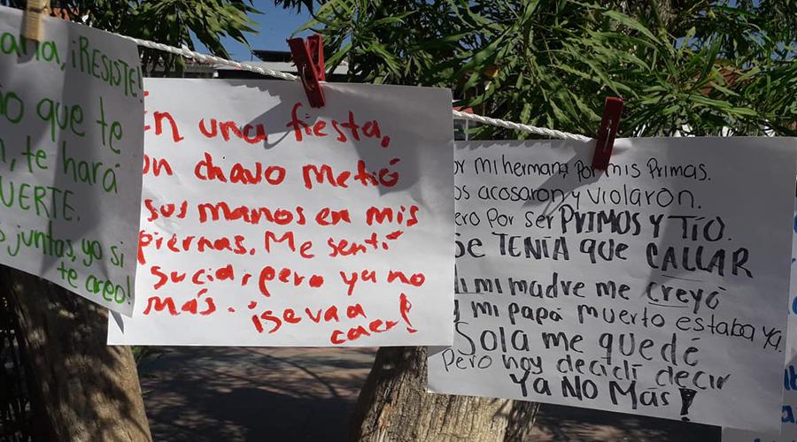 """En la Costa, incrementan """"Tendederos Digitales"""" por acoso sexual a universitarias"""