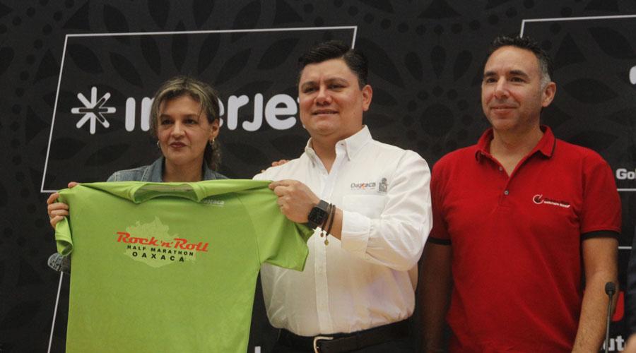 Medio Maratón Rock´n Roll Oaxaca, catalogado como el mejor de la serie en el mundo | El Imparcial de Oaxaca