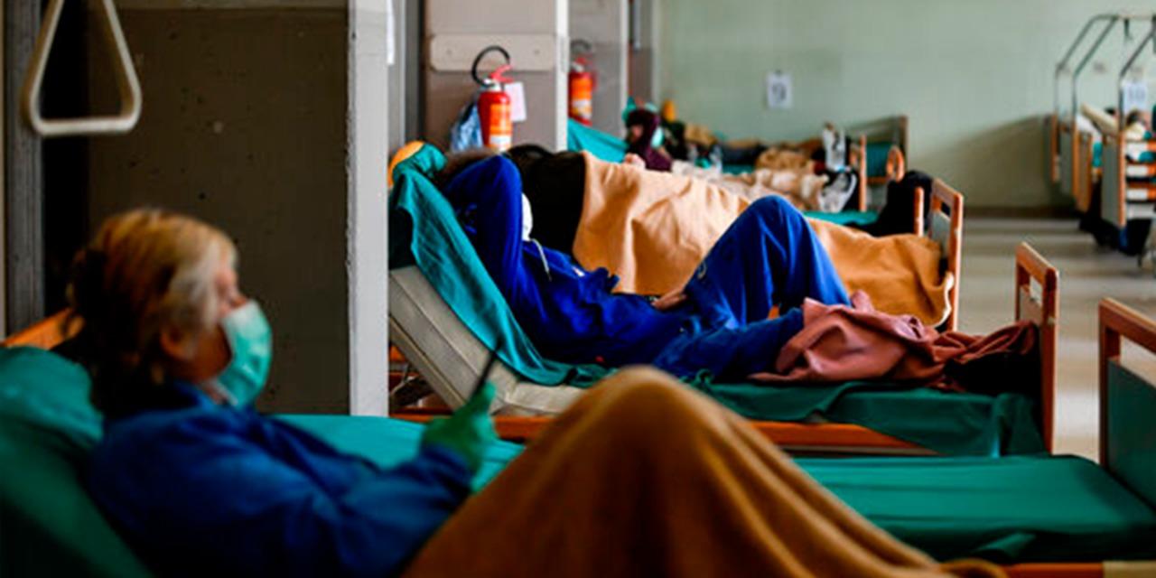 EUA se convierte en el país con más casos confirmados de Covid-19 en el mundo | El Imparcial de Oaxaca