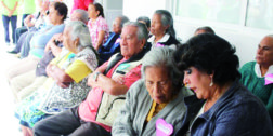Asilo de Tuxtepec disminuye personal por coronavirus