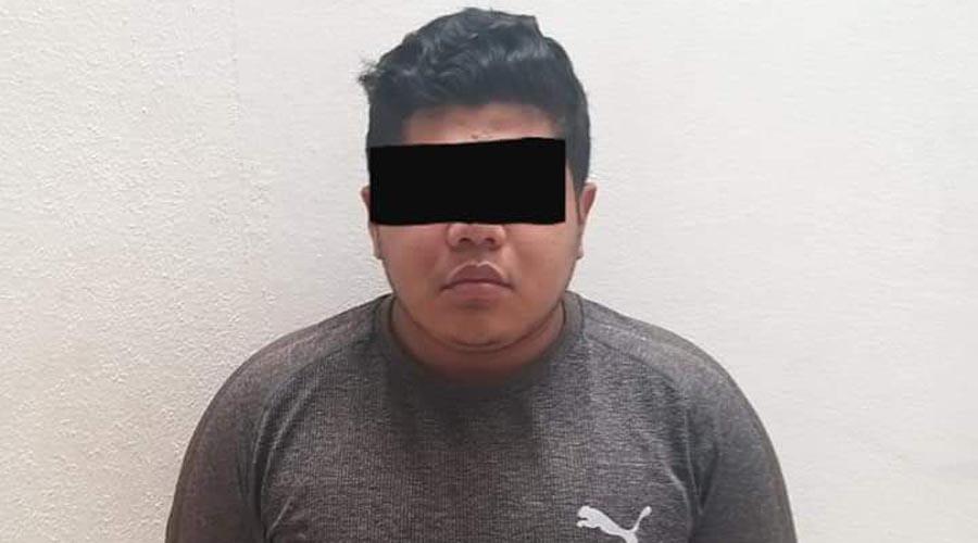 Detienen a sujeto con un arma | El Imparcial de Oaxaca