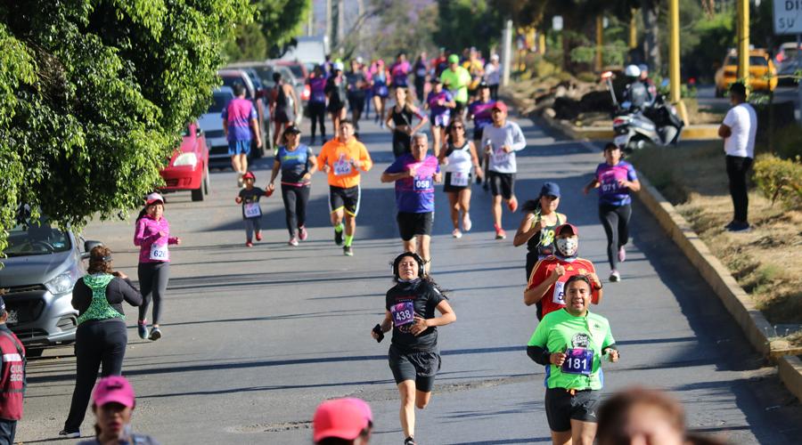 Con carrera conmemoran el Día de la Mujer | El Imparcial de Oaxaca