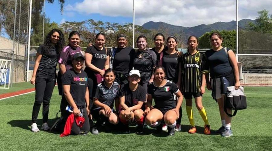 Realizan torneo Día del Servidor Público | El Imparcial de Oaxaca
