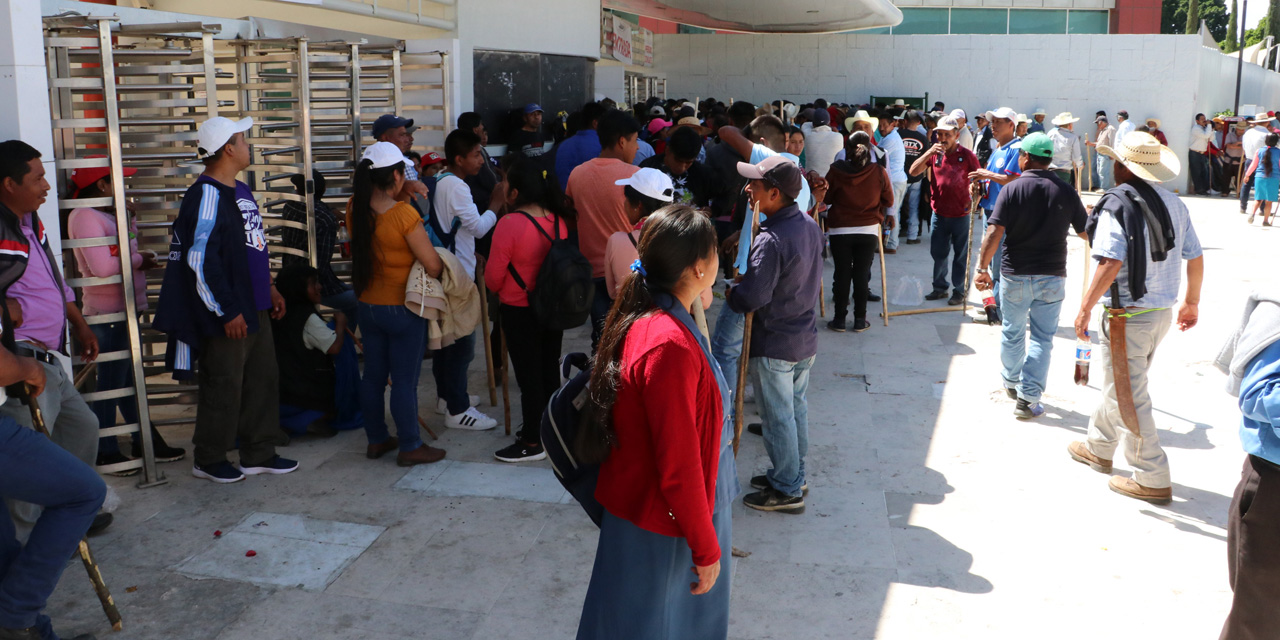Piden investigar a  cabildo de Teopoxco | El Imparcial de Oaxaca