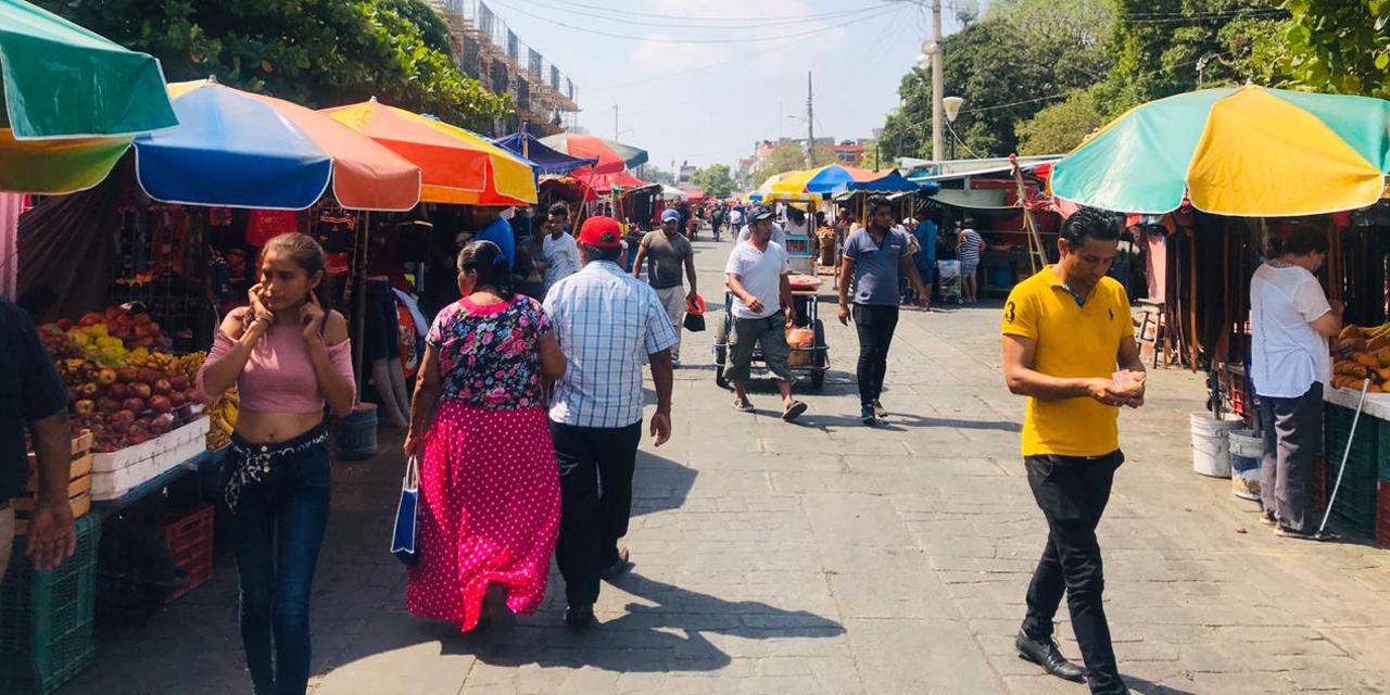 No todos podemos estar en casa: comerciantes ante Covid-19 | El Imparcial de Oaxaca