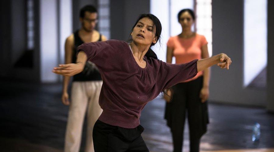 I interview: Rosario Ordoñez se entrevista desde la danza