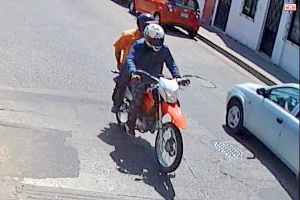 Identifican a ladrones motorizados | El Imparcial de Oaxaca